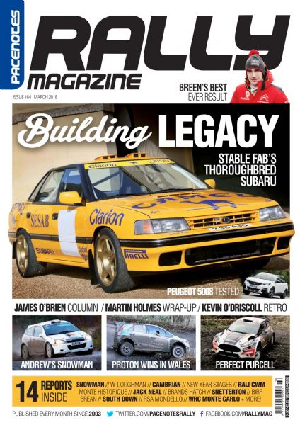 Issue 164 - Mar 2018